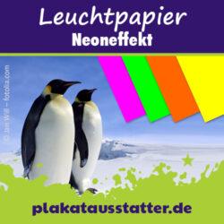Neonpapier